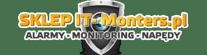 sklep internetowy alarmy, monitoring, napędy do bram
