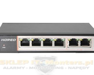 Switch PoE HORED PS106
