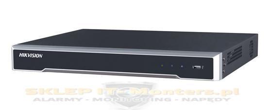 Rejestrator Hikvision DS-7616NI-K2 IP 4K NVR